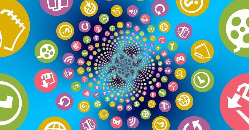 Symbols of the internet   © Max Pixel