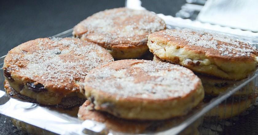 Welsh Cakes |©SK/Flickr