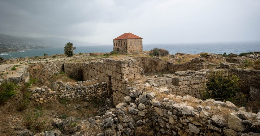 Iconic House in Byblos   © Frode Bjorshol/Flickr
