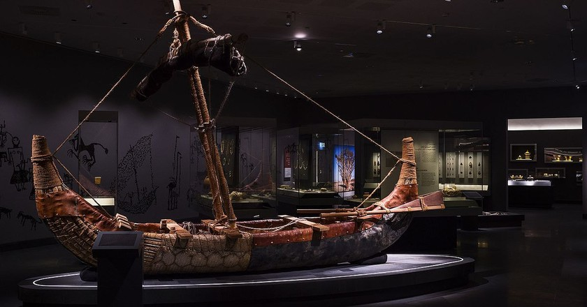 Prehistory and Ancient History Gallery © National Museum Oman/Wikimedia Commons
