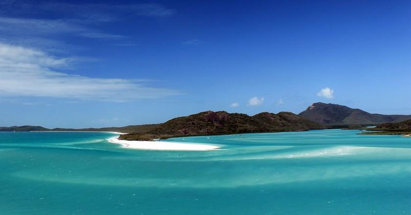 Whitsundays | © Portengaround/Flickr