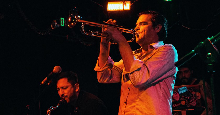 Troker in concert   © Gabriel Balderas / Flickr