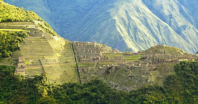 Machu Picchu from Putucusi Mountain | © Dimitry B. / Flickr