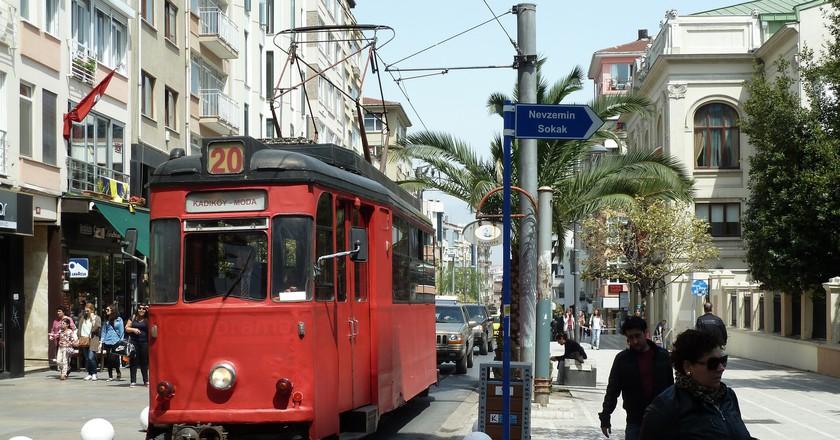 Moda Tram | © Michel Huhardeaux/Flickr