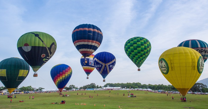 Taiwan International Balloon Festival | © shizo / Flickr