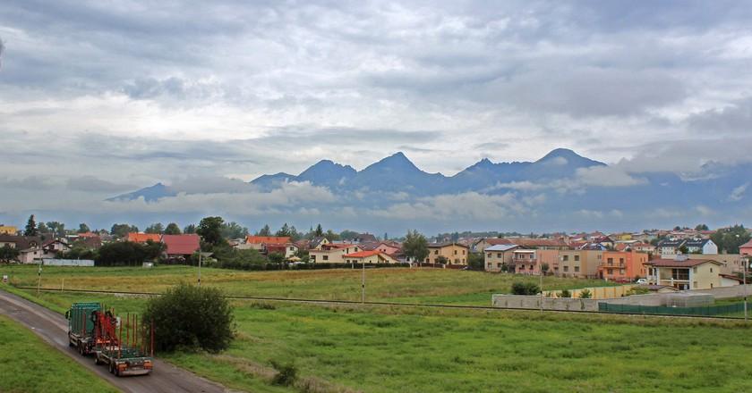 Poprad outskirts I © Stefan Wisselink / Flickr