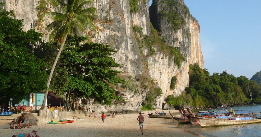 Tonsai Beach, Krabi | © Seth Mazow/Flickr
