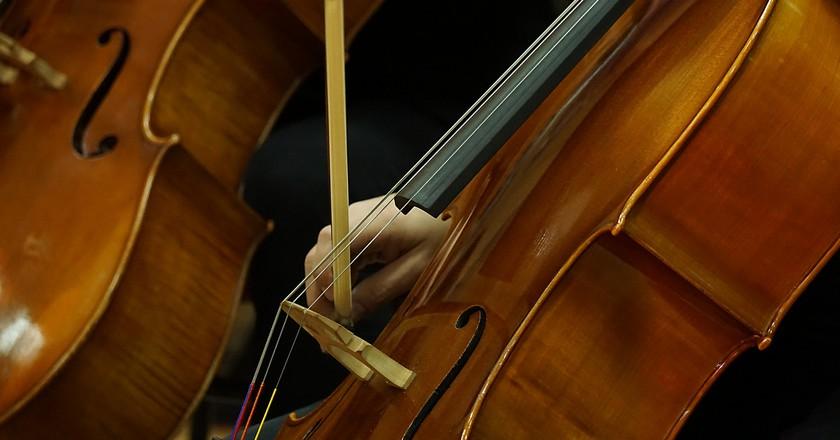 Orchestra | © Enitsa Koeva/Flickr