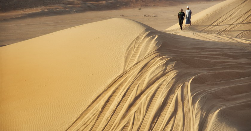 Oman Desert   © Carlo Scherer / Flickr