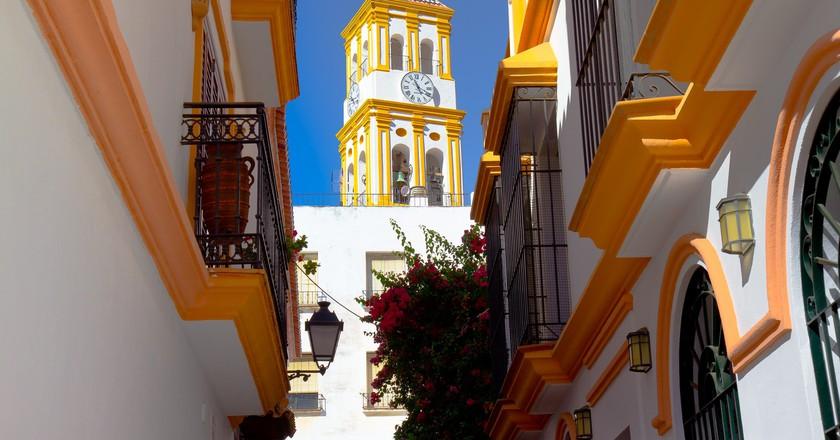 Iglesia de Nuestra Señora de la Encarnación, Marbella | © Hernán Piñera / Flickr