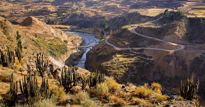 Colca Canyon | ©Pedro Szekely / Flickr