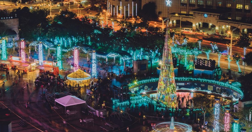 Christmasland in New Taipei City | © jimmy0930fly / Flickr