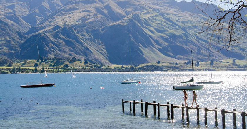 Lake Wanaka | © Sandra Vallaure/Flickr