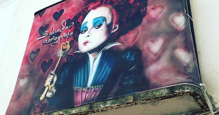 Street art in Marbella, Spain | © Tim Parker / Flickr