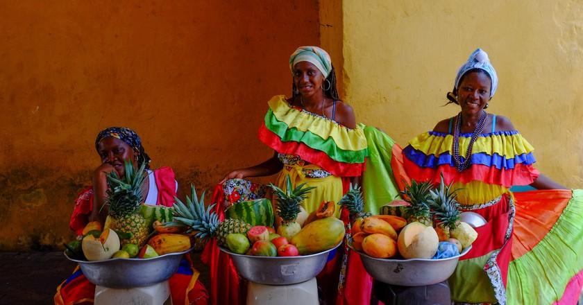 Colombian people | © Reg Natarajan / Flickr