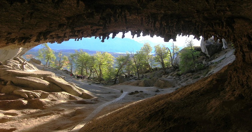 Milodon Cave | © TravelHound.cl / Flickr