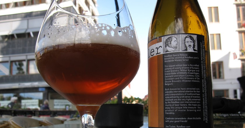 Stockholm's craft beer scene is exciting and varied | © Bernt Rostad / Flickr
