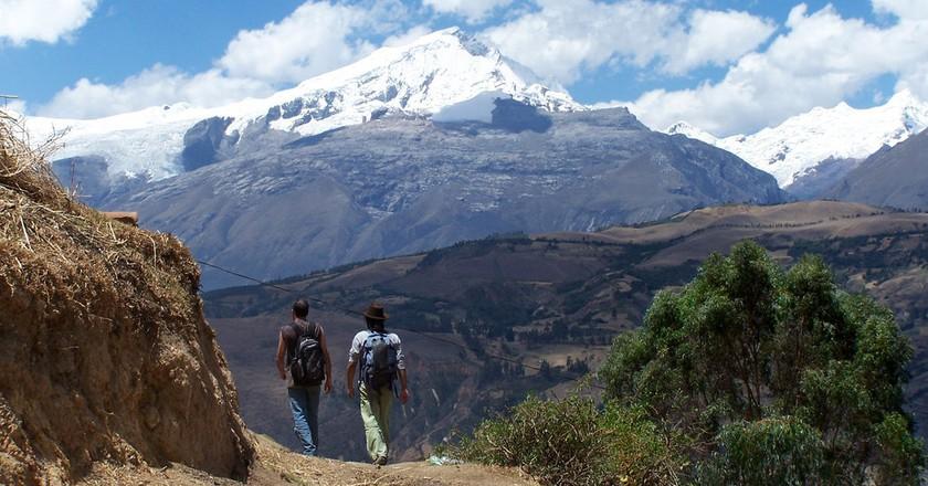 Huaraz | © Diego Giannoni/Flickr