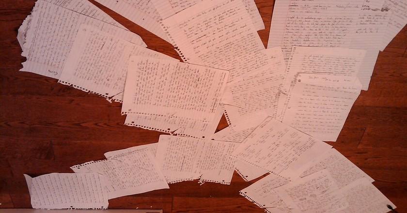 writing a short story © julio.garciah/Flickr