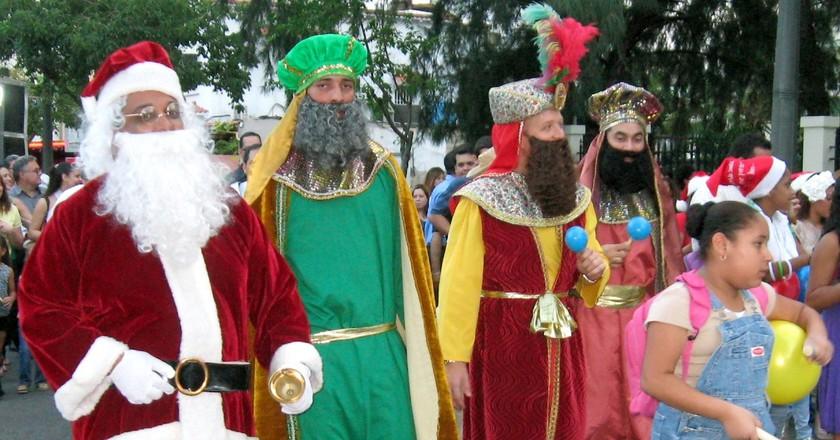 Three Kings Day Parade, Condado | © Alan Kotok/flickr