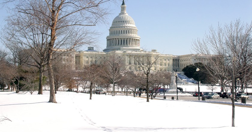 Washington, D.C. in winter | © paul.wasneski / Flickr