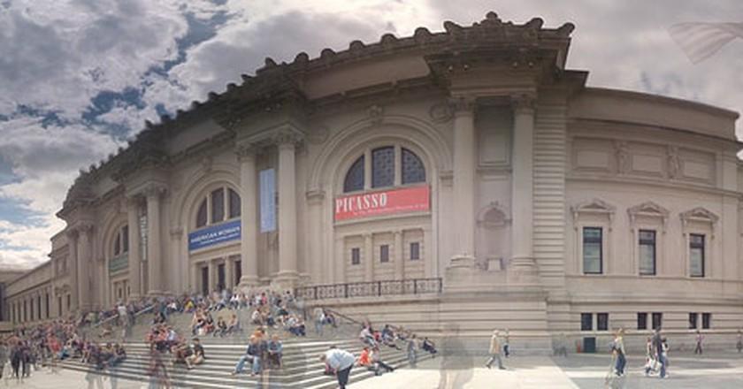 Metropolitan Museum of Art   © Michael Gray / Flickr