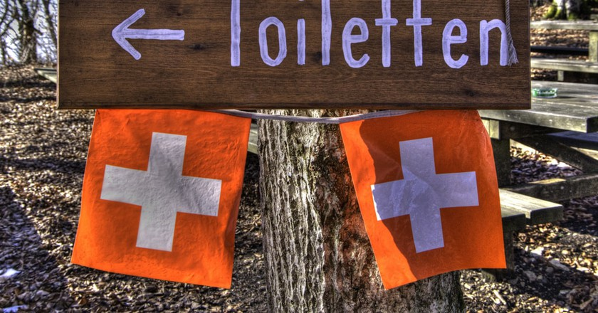 Some Swiss-German words are easier than others | © Stephanie Kroos/ Flickr