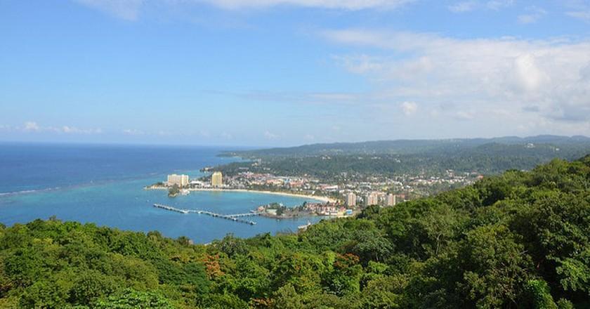 ocho Rios, Jamaica © Darryl Braaten