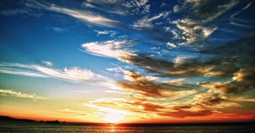 Sunset   © Sergio BR / Flickr