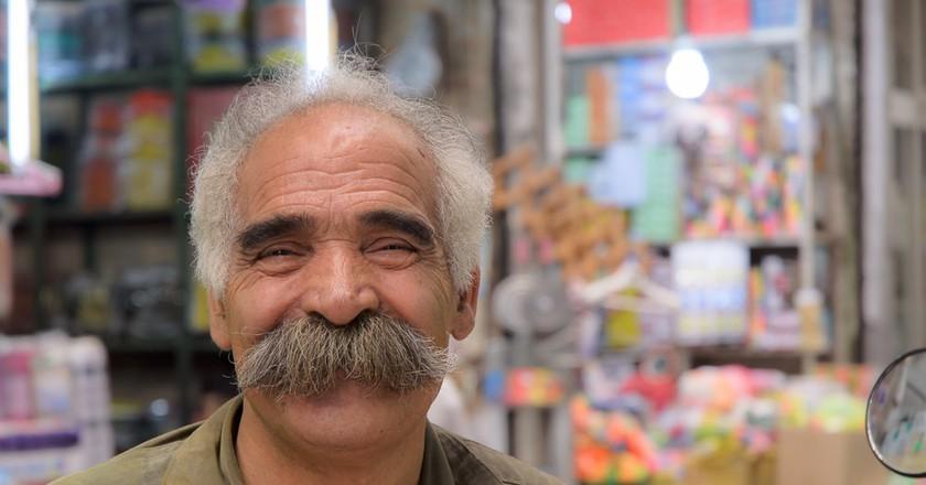 A contagious smile | © Kamyar Adl / Flickr