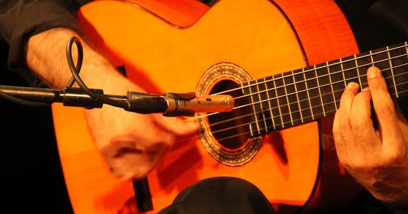 Spanish guitar   © Ajuntament de Vilanova / Flickr