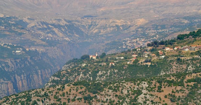 The Qadisha Valley | © n.karim/ Flickr