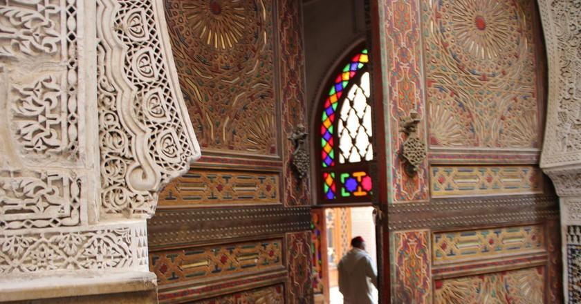 Inside a Moroccan Mosque   © Domas Mituzas / Flickr
