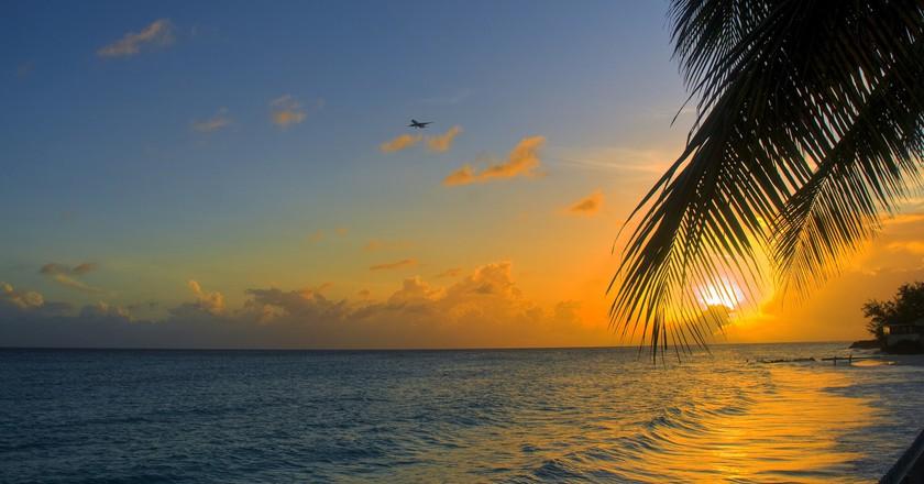 Sunset on Barbados   © Berit Watkin/Flickr