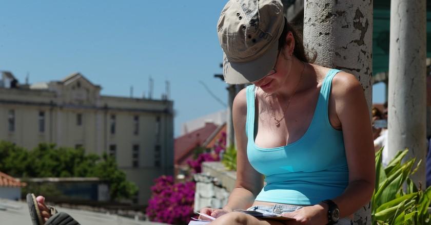 sunny reading © Pedro Ribeiro Simões/Flickr