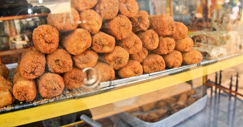Sri Lankan short eats   © Patty Ho / Flickr