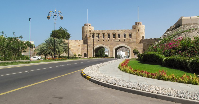 Gate to Muscat © Francisco Anzola/Flickr