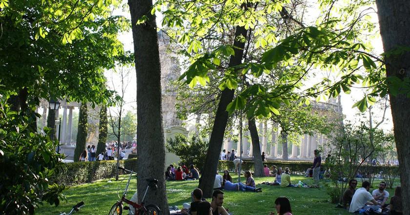 Retiro Park   © Delaina Haslam / Flickr