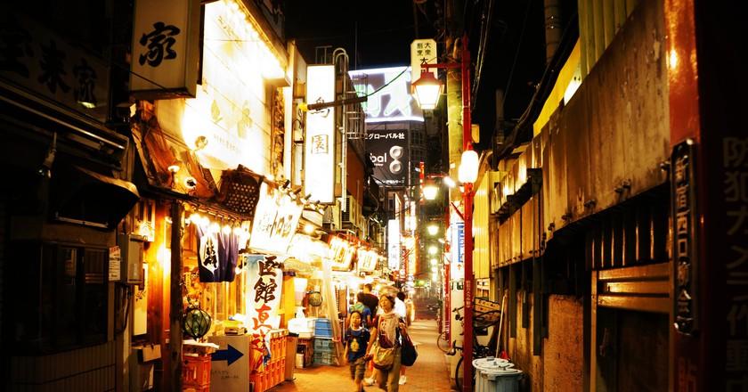 Shinjuku, Golden Gai | © shiranai / Flickr