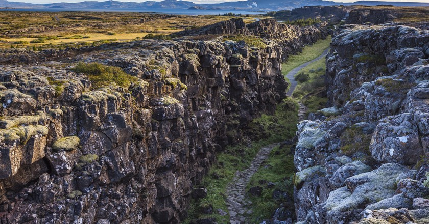 Almannagjí image | Courtesy of Inspired by Iceland