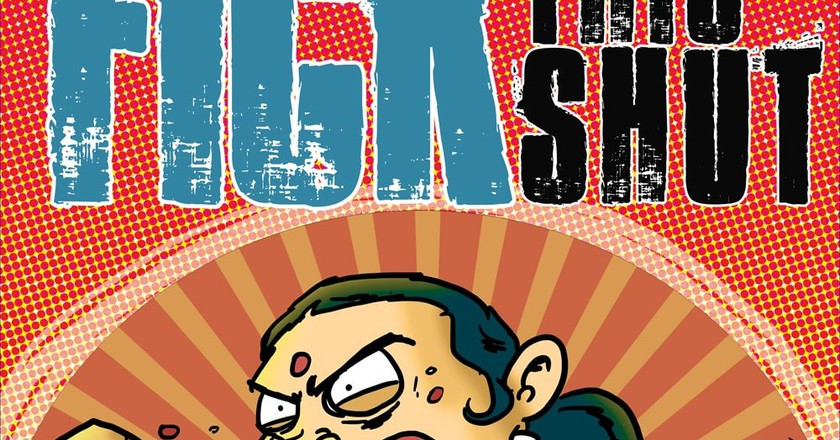 Angry Maushi is one of the most popular graphic novels in India | © Abhijeet Kini Studios