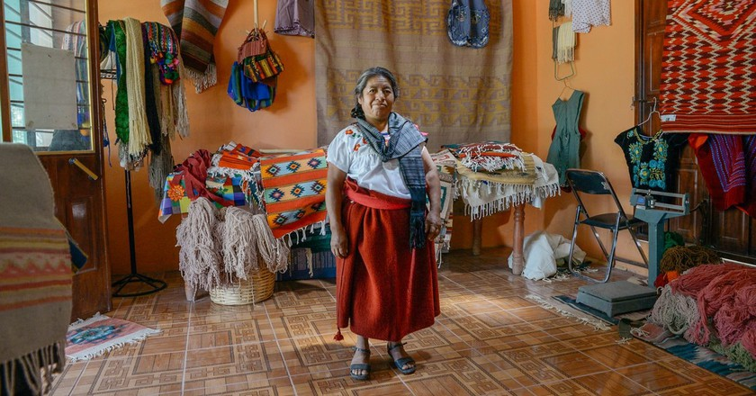 What to Know About Cochineal Dyeing and How It's Used in Traditional Weaving