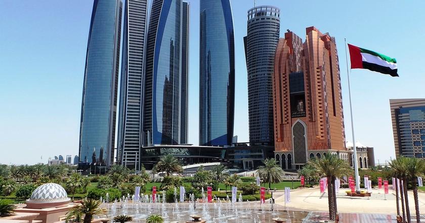 Abu Dhabi | © NGSOFT/Pixabay