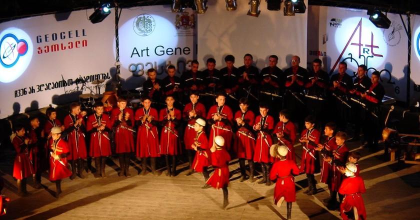 Art-Gene Festival in Tbilisi | © Vladimer Shioshvili / Flickr