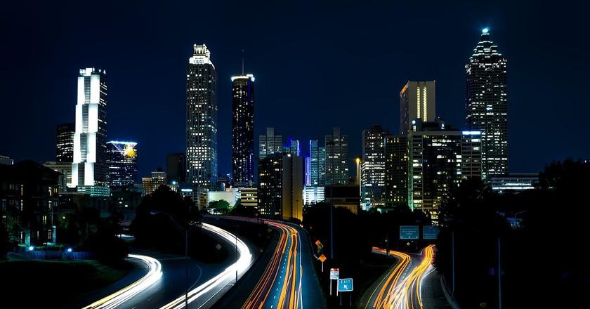Atlanta skyline   ©12019 / Pixabay