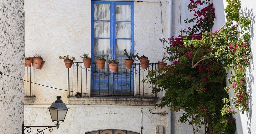 Costa Brava balcony   © hjrivas / Pixabay
