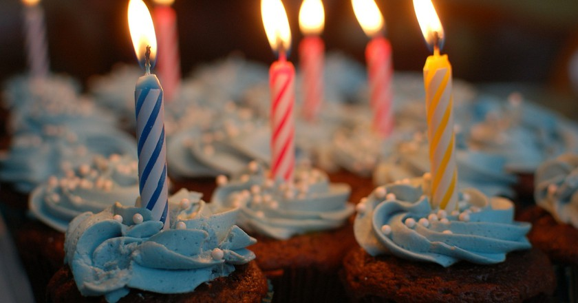 Birthday candles   © cbaquiran/PIxabay