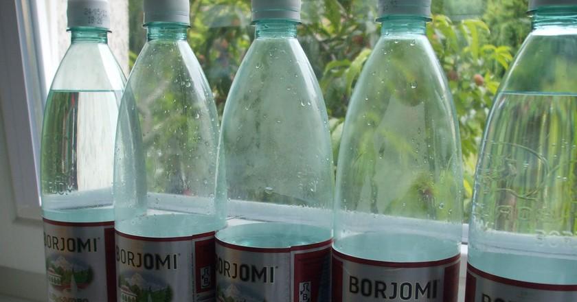 Borjomi mineral water |  © tomasz przechlewski / Flickr