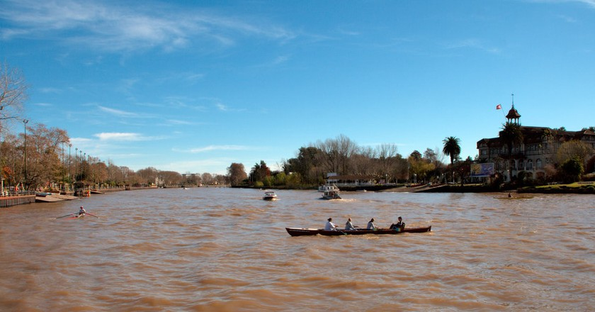 Tigre in Buenos Aires province | © Christian Haugen / Flickr