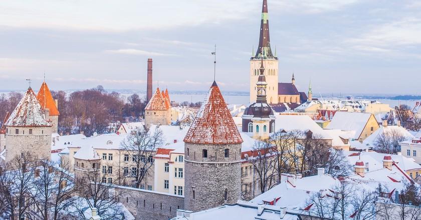Tallinn CC0 Pixabay